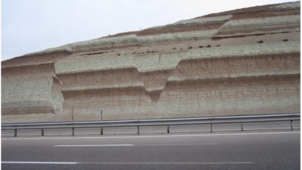 An example of complex fault geometry