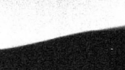 Holmboe instability propagates along a stratified inteface. Photo A. Hogg.