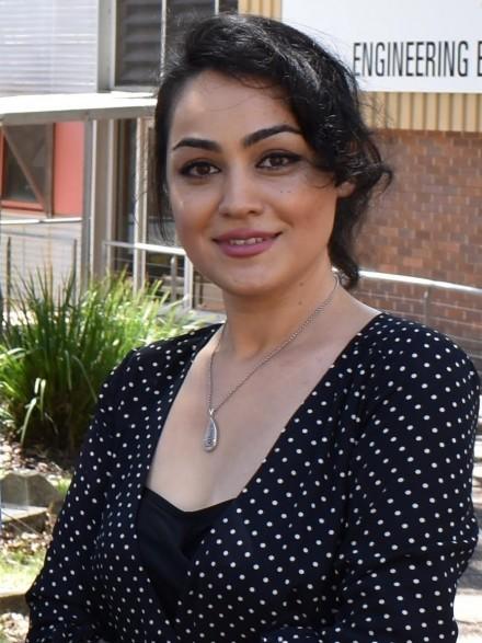 Mahdiyeh Razeghi